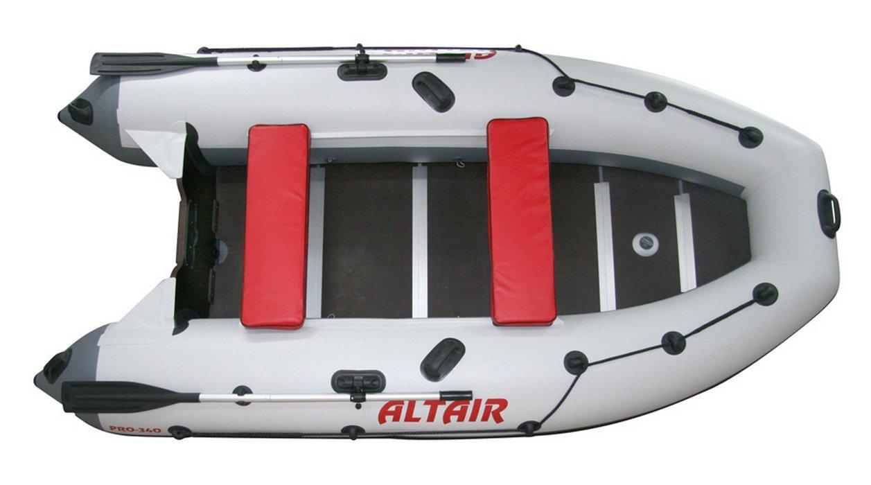 лодка альтаир сириус 340